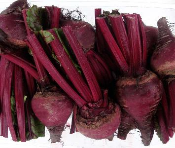 Baby Red Beetroot