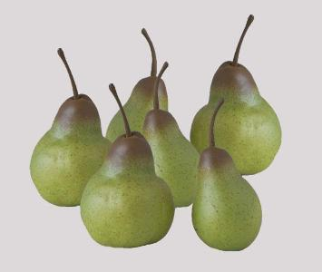 Green William Pear